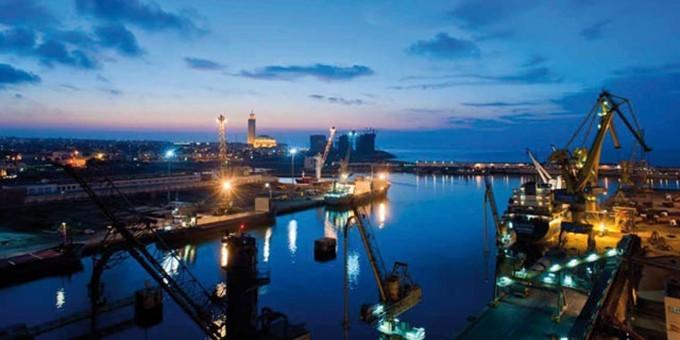 Trafic portuaire v/s activité semestrielle de certains émetteurs