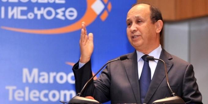 Am�lioration des b�n�fices de Maroc Telecom