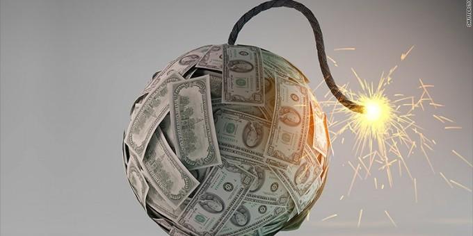 Liste des émetteurs obligataires risqués