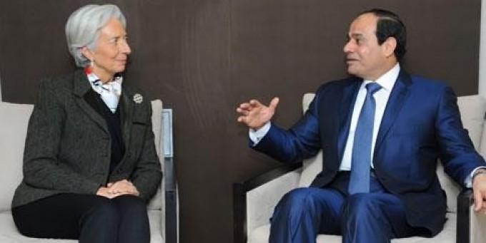 L'Egypte passe sous les ailes du FMI