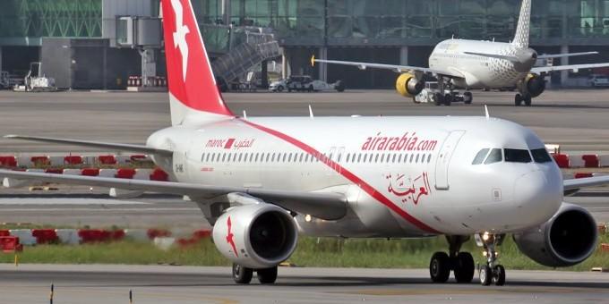 Air Arabia Maroc en challenger de la RAM