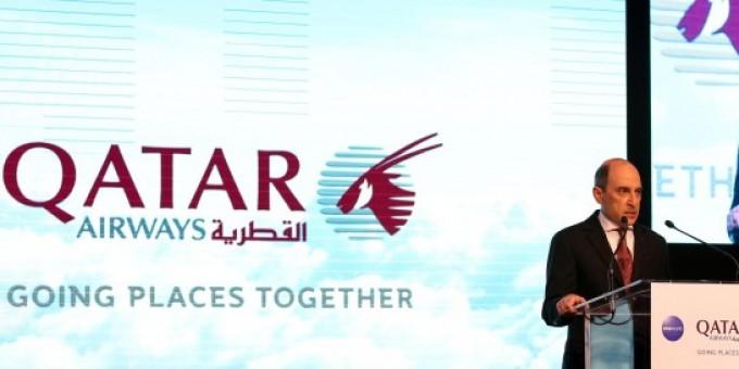 Un nouveau signe de Qatar Airways vers la RAM