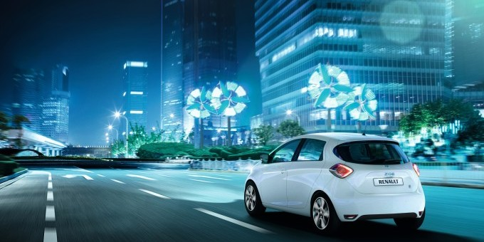 Renault et le pari de la voiture électrique