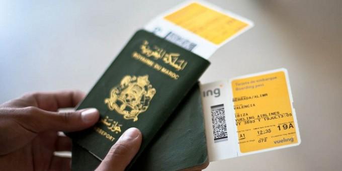 Les marocains à la 78ème place dans la liberté de voyage