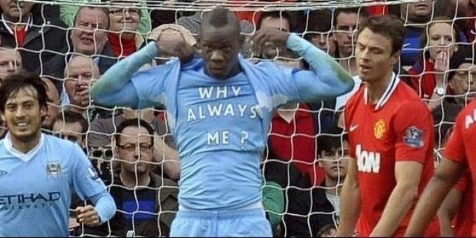 Edito : Why always me ?