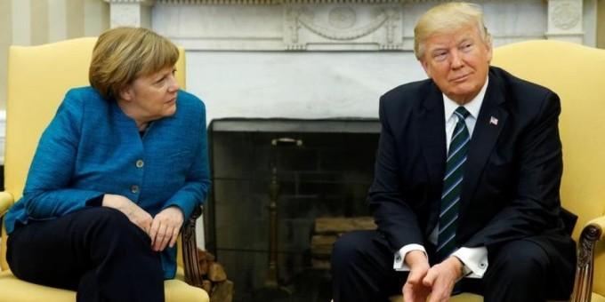 Le nouveau clivage germano-américain