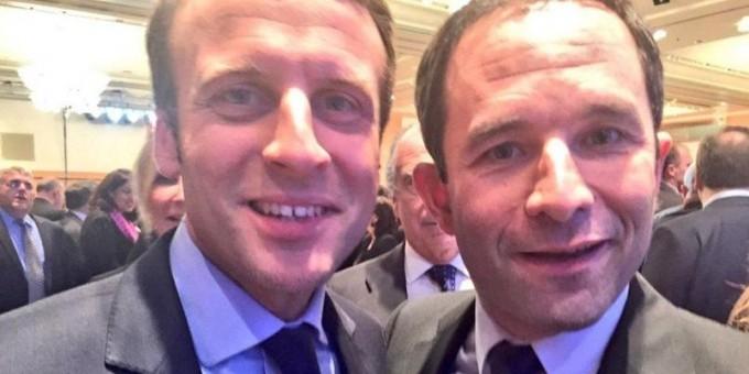 Hamon explique le phénomène Macron