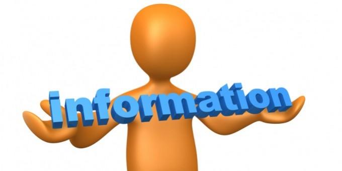 Edito : l'information publique et l'asymétrie de diffusion !